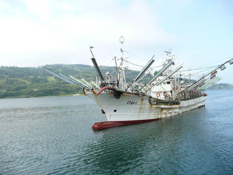 вакансии в рыболовной компании ролиз